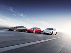 降幅达2.9万元 特斯拉下调Model S与Model X售价