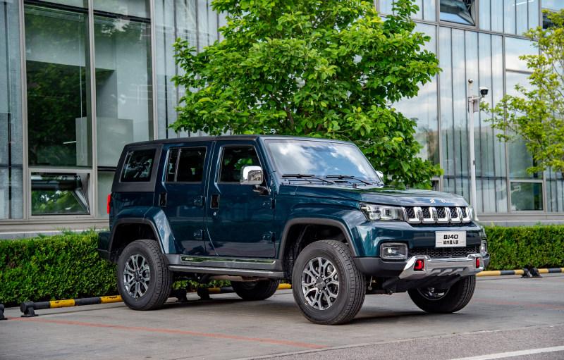 蓝鲸汽车 | 产品布局再细化,BJ40城市猎人版焕新上市