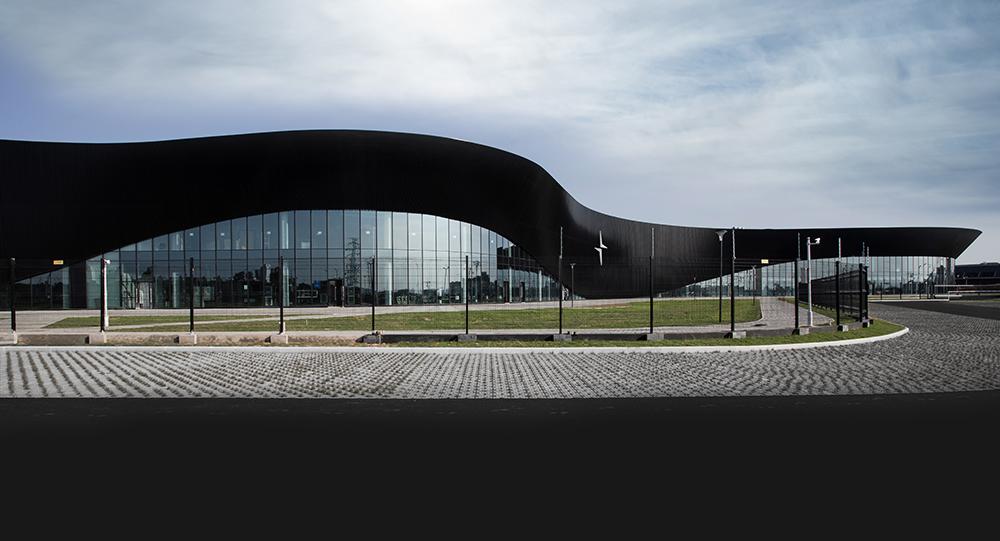 艺术地标 极星品牌体验中心今日正式向公众开放