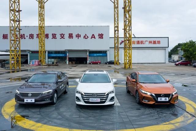功夫AUTO   试驾测评:朗逸、轩逸和传祺GA6,三款高价值家轿各有什么优势?