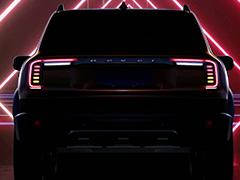 棱角有型 哈弗发布全新硬派SUV细节图