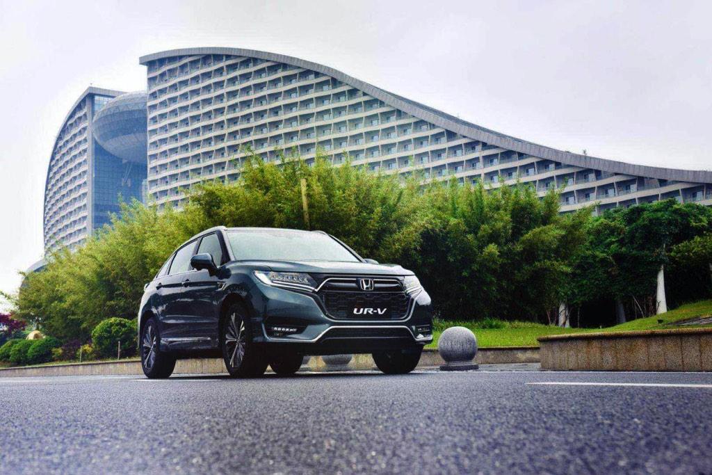 为城市新中产而生  高品位座驾全新UR-V即将上市