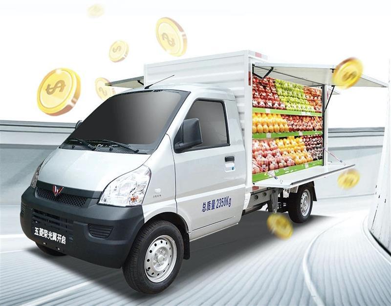 中车网 | 搭地摊经济热点,五菱股价暴涨120%