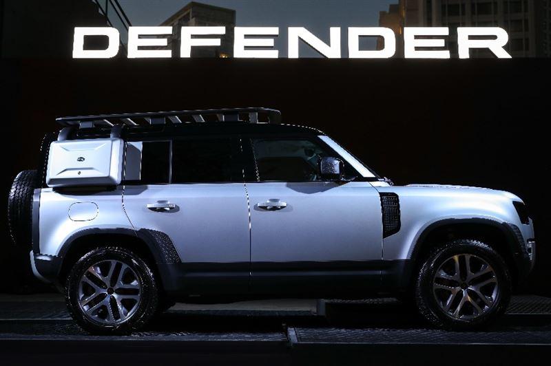 中车网   加码豪华SUV市场,全新一代路虎卫士开启预售