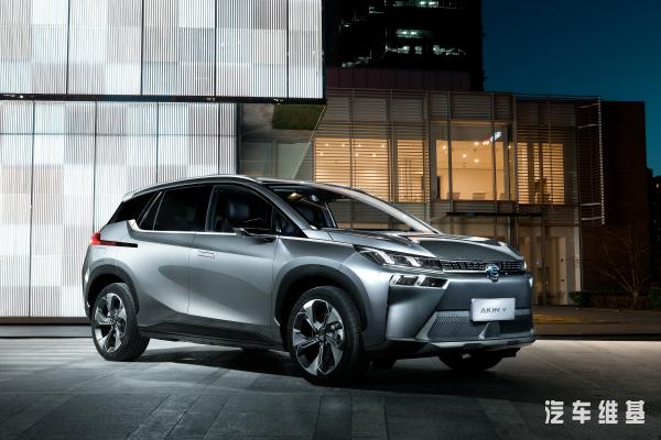 """汽车维基  """"下一代智能SUV""""埃安V上市,六大暖心科技加持,15.96万元起售"""