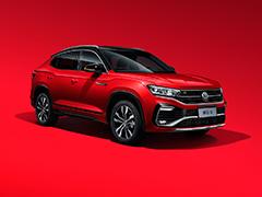 2020粤港澳车展 | 进军轿跑SUV市场 一汽-大众探岳X预售23.6万元起