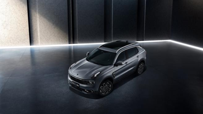 售价15.88万元 领克01新增车型纯Pro上市