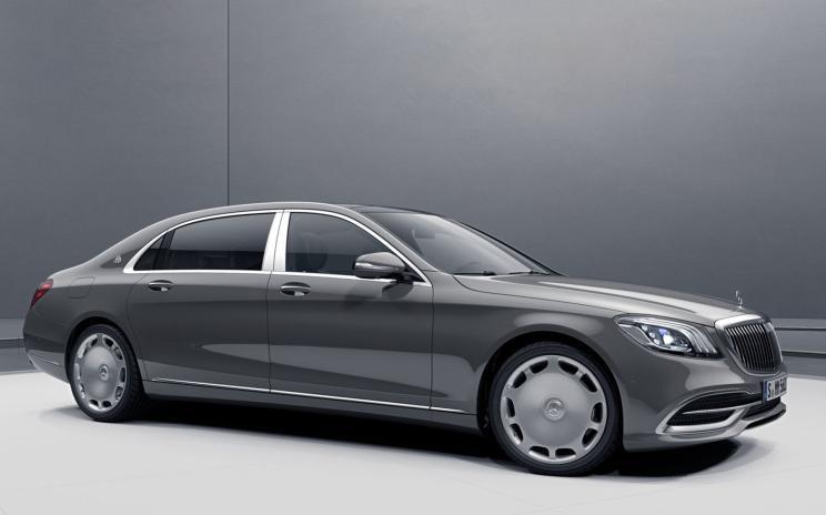 限量发售10辆 梅赛德斯-迈巴赫特别版车型官图曝光