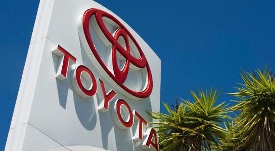 丰田5月全球产销量同比均呈现两位数下滑
