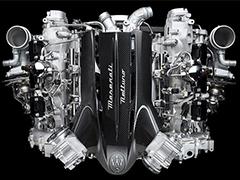 3.0T双涡轮V6  玛莎拉蒂推出海神发动机