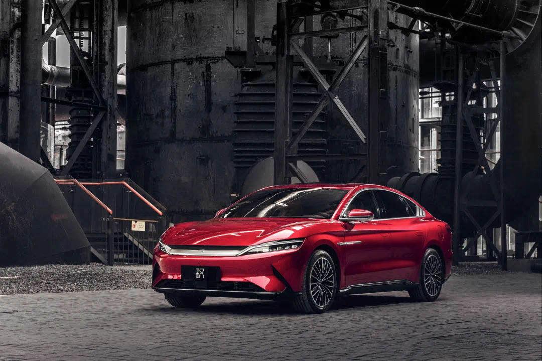 上市在即 比亚迪汉EV能成功阻击特斯拉Model 3吗?