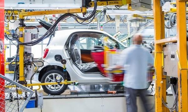戴姆勒计划出售法国Smart工厂