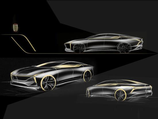 定位为四门轿跑车 奔腾全新概念车长春车展首发