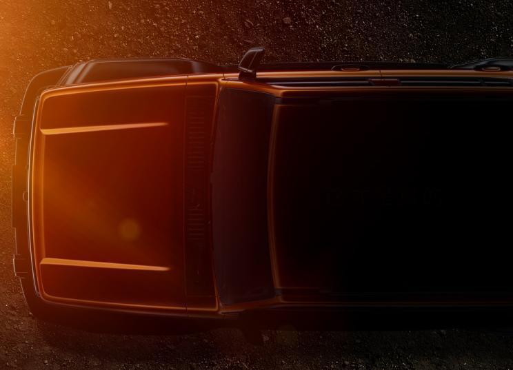 野味十足 WEY发布全新SUV预告图