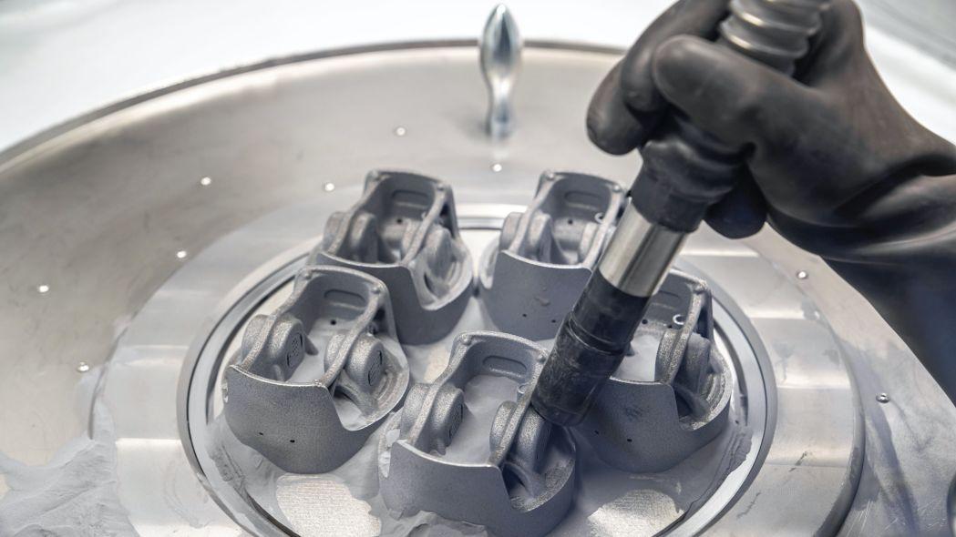 保时捷3D打印技术取得进展 六活塞3D打印版本已通过耐久性测试