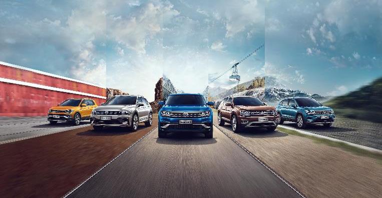 2020成都车展 | 家族车型齐登场,上汽大众大众品牌、斯柯达集结蓉城