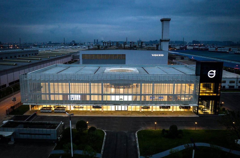 沃尔沃汽车品牌体验中心(中国)迎来开业一周年