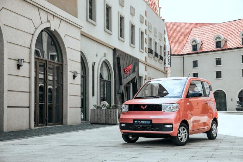 连续5个月增长 上汽通用五菱8月销售新车14.8万辆