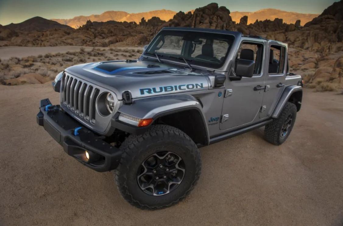 将于2021年初上市 全新Jeep牧马人4xe发布