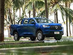丰富产品矩阵 长城炮商用/乘用皮卡柴油8AT车型上市