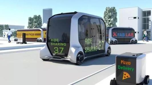 为推进自动驾驶与智慧城市,丰田计划设立8亿美元投资基金