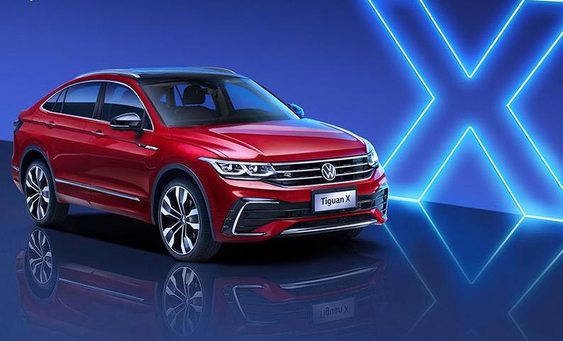 上汽大众途观X将于北京车展开启预售