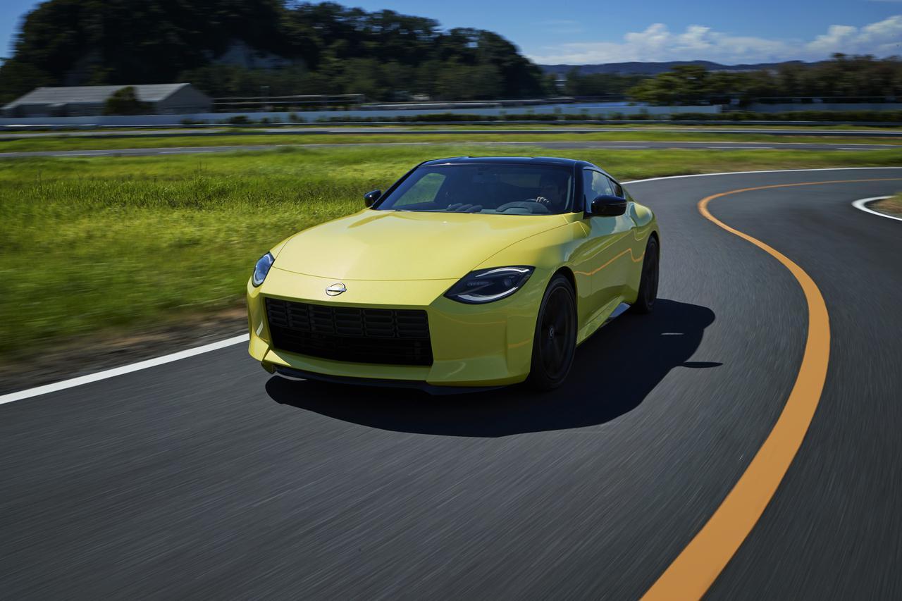 采用全新设计  日产Z原型车正式发布