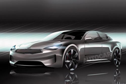 """起亚计划于2021年推出全新纯电汽车,代号为""""CV"""""""