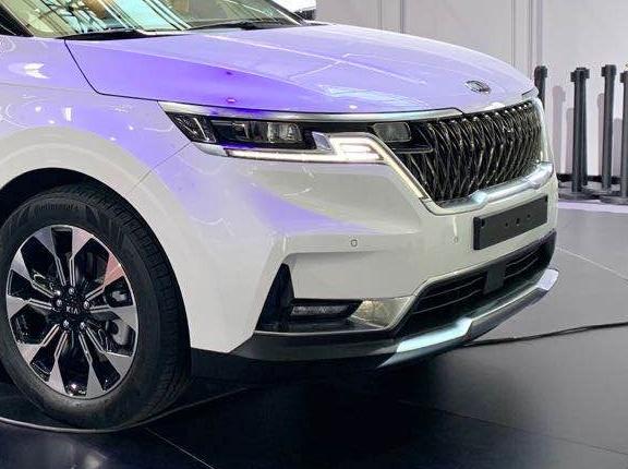 2020北京车展探馆――东风悦达起亚全新嘉华
