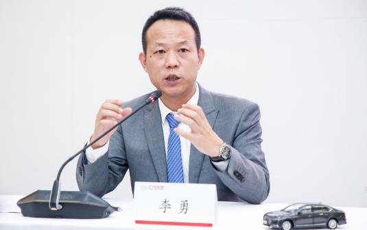 广汽传祺李勇:在品牌增值新阶段,全新传祺M8是个好的开始