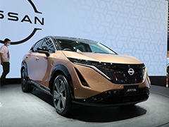 2020北京车展实拍 | 40万买Model Y还是它?图解日产Ariya
