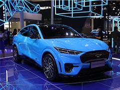 2020北京车展实拍 | 糟糕!是心动的感觉 图解福特Mustang Mach-E
