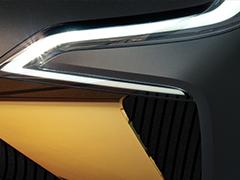 设计不同以往  雷诺EV概念车预告图发布