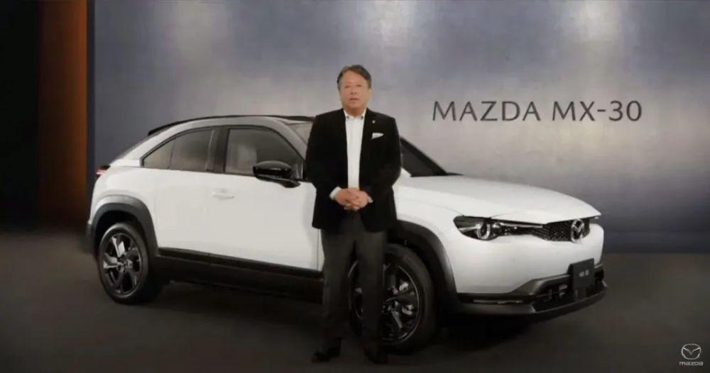 马自达CEO官宣:转子发动机将以增程器形式重出江湖