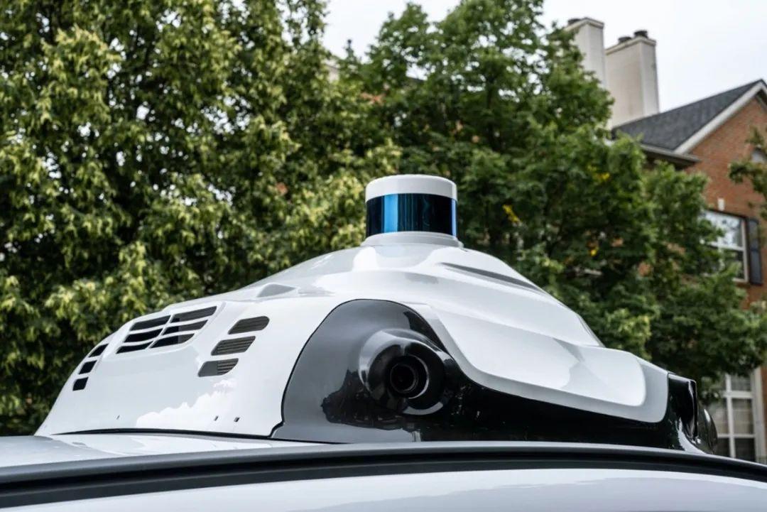 满足自动驾驶商业需求  福特发布北美第四代自动驾驶测试车