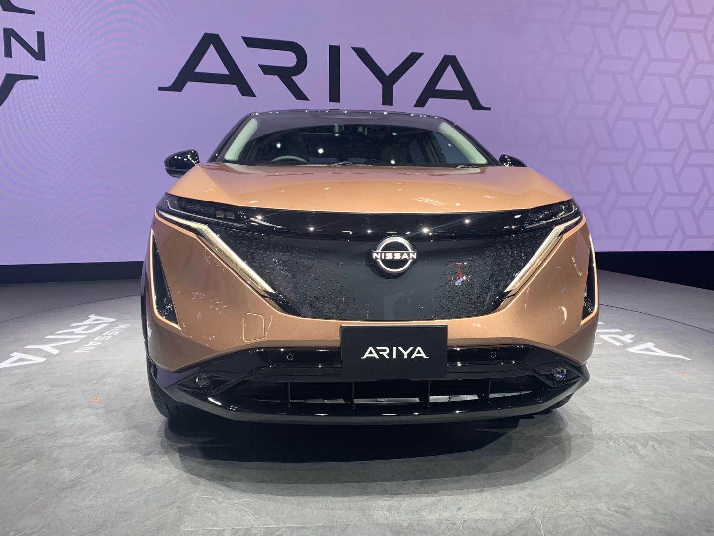 新一轮电气化进程开始  日产Ariya原型车欧洲市场亮相