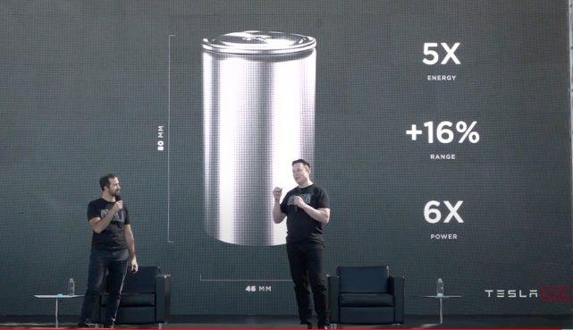 松下CFO移自:正在研发原型生产线以为特斯拉生产4680电池