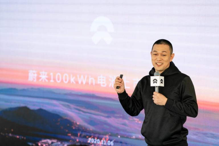 蓝鲸汽车 | 专访蔚来李斌:BaaS解决了普及电动汽车的一大困扰
