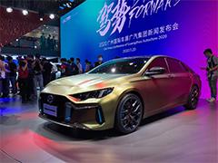 2020广州车展 | 为年轻人打造专属轻跑  广汽传祺EMPOW55正式亮相