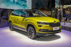 2020广州车展| 新增电动尾门等配置   2021款柯珞克上市售价不变