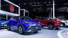 2020广州车展| 明年上半年上市  一汽丰田荣放双擎E+和奕泽双擎亮相