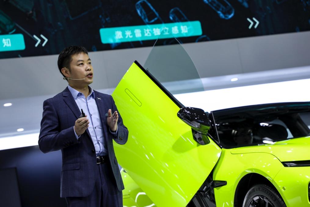 小鹏汽车广州车展发布P7鹏翼版售36.69-40.99万元 下一代自动驾驶软硬件将大幅升级