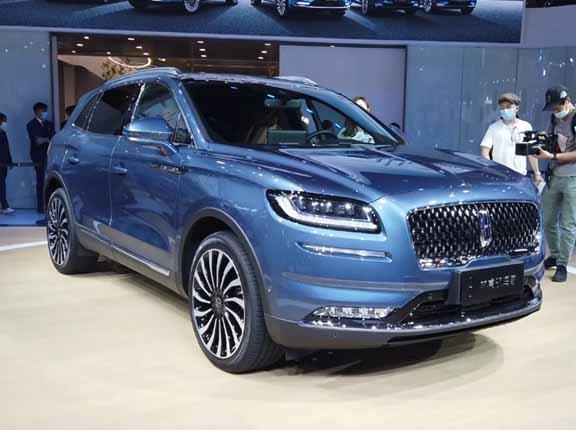 2020广州车展丨长安林肯航海家车型现已正式发布