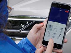 途锐将率先搭载  大众推出全新远程自动泊车技术