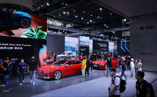 2020广州车展 | 一汽-大众奥迪:大阵容下的未来移动出行思考