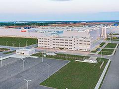 年产能8万台 长城汽车俄罗斯发动机工厂正式奠基