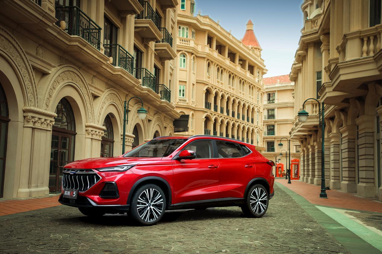 欲树10万级主流SUV市场价值新标杆,长安欧尚X5何来自信?