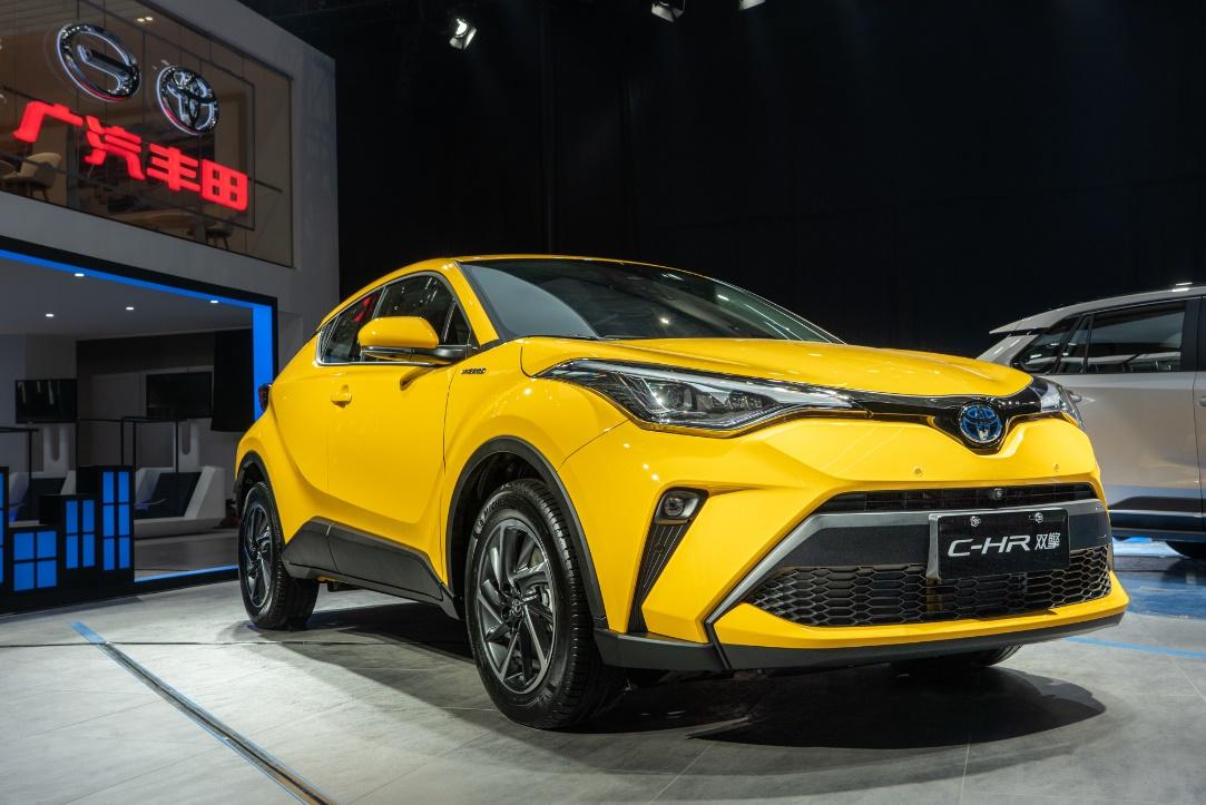 TNGA车型发力 广汽丰田11月销量同比增长14%