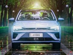 11月上汽R ER6销量为15万-20万元纯电轿车第一
