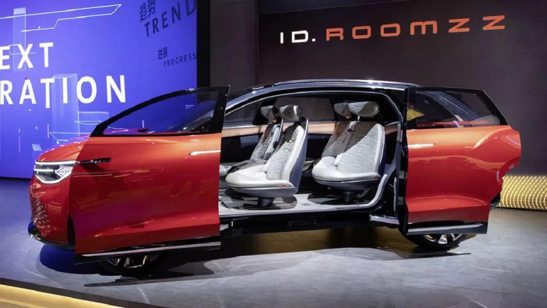 中国特供,大众ID.Roomzz概念车量产版正在开发